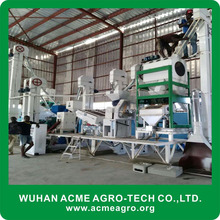 Automatic complete set shellers rice mill machinery