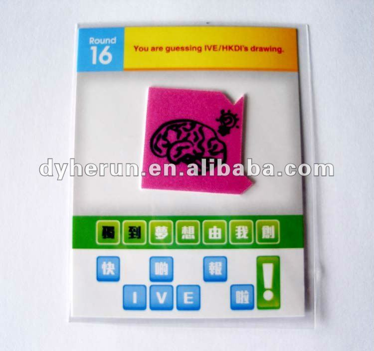 magic sticky cleaner for phone, pad, eco-friendly, good quality, factory direct!