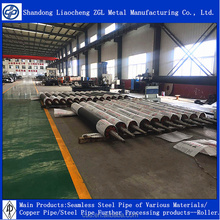 Material Customized Rubber Roller For Laminating Machine