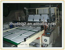 2012 China Manufacture ZD-400*2 Full automatic plastic bag heat sealing machine(double lines)