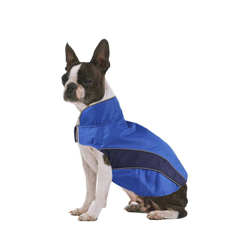 Wholesale xl pet apparel accessories large outfits warm dog jacket for winter