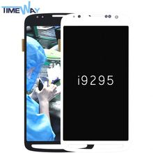 2015 Wholesale mobile display glass scrap for samsung s4 i9295 active(without frame)