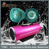 chinese motorcycle 4*10W two way water motorcycle