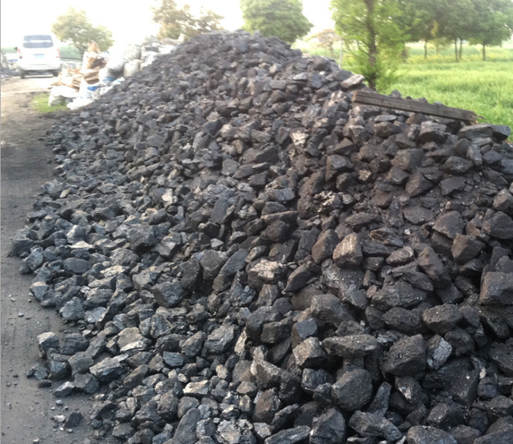 High quality !!granular anthracite / blind coal carbon filter material for sell