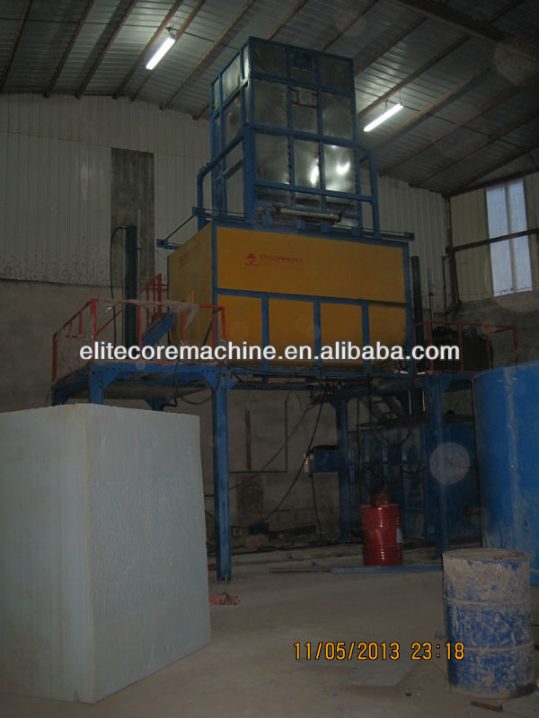Fully-Auto Re-bonded sponge making Machine with steam/foam machine/foam making machine
