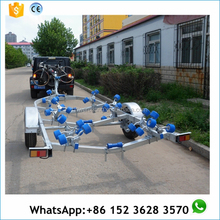 rc boat trailer/aluminum boat trailer for rc boat