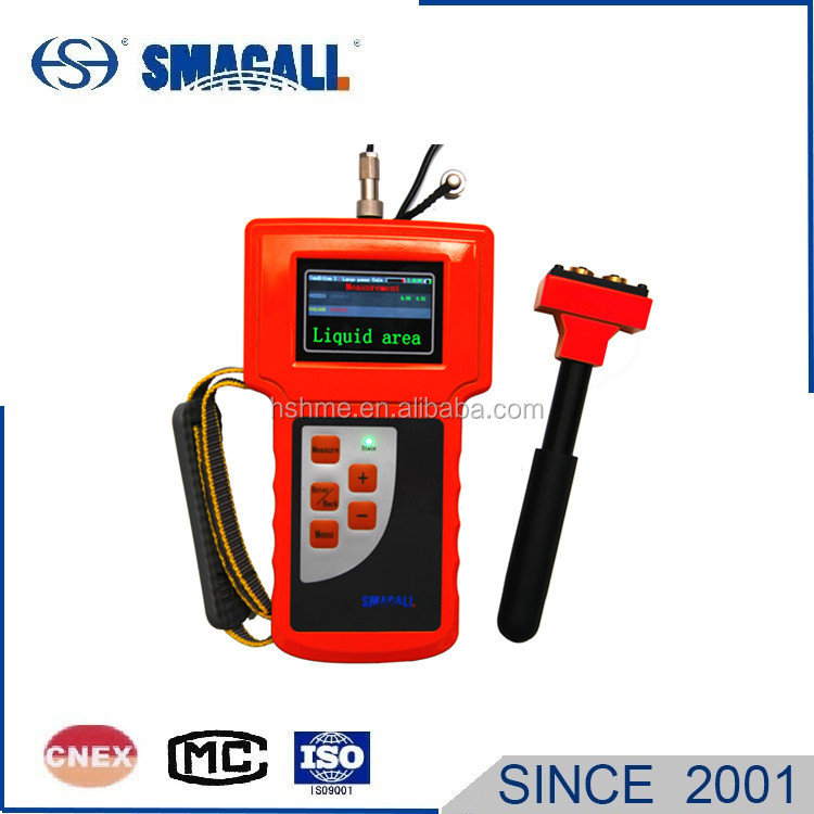 Marine Portable FM200 Novec Ultrasonic Liquid Level Indicator Tank Level Detector for Fire Fighting on Board
