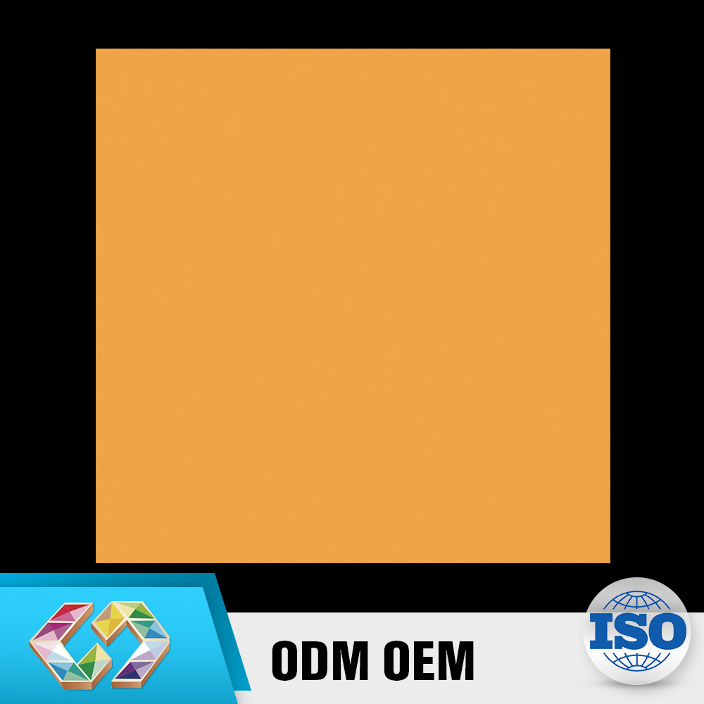 Advertisement Product Blank Sublimation Gold 6X6 Ceramic Tile