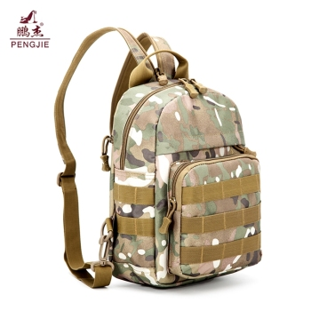 Wholesale cheap custom multi color outdoor camping military backpack bag