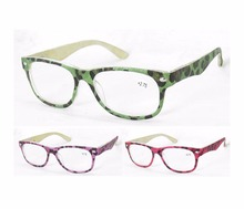 READSUN the new colorful plastic new european style fashion reading glasses