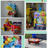 Party Balloon - (full sides printing) five colors printing balloon