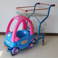 China Plastic kid shopping trolley cart