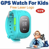 SIM card SOS family calls function kids cell phone watch