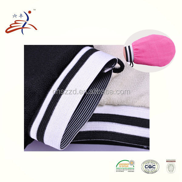 wash towel knitted elastic