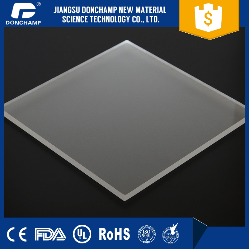 Donchamp flexible polycarbonate cast plastic sheets good price high quality