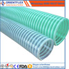 spiral reinforced pvc screw suction hoses
