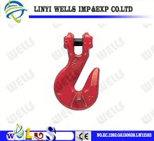 "7/16"" Carbon Steel Clevis Grab Hook"