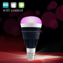 bluetooth,Bluetooth RGBW side emitting led light bulb