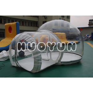 New Design Large Inflatable transparent Tent Inflatable Bubble Tent Outdoor For Sale