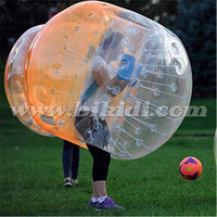 Wholesale bubble ball suit, body bumping ball , soccer bubble suit