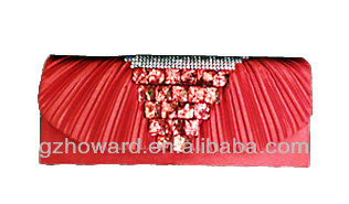 Crystal Clutch Bags and evening bag hot sale in south america