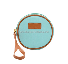 Outdoors Travel Portable Wrist Hanging Coin Purse for Women