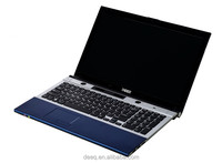 "15.6"" Metal Case Laptop Computer Celeron J1900 Quad Core Laptop 32GB SSD DVD-RW Webcam USB 3.0 Wifi on Wholesale"