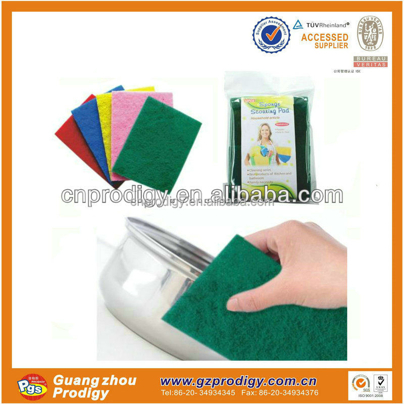 Kitchen generally using products scouring pad/roll ,nylon scouring pad