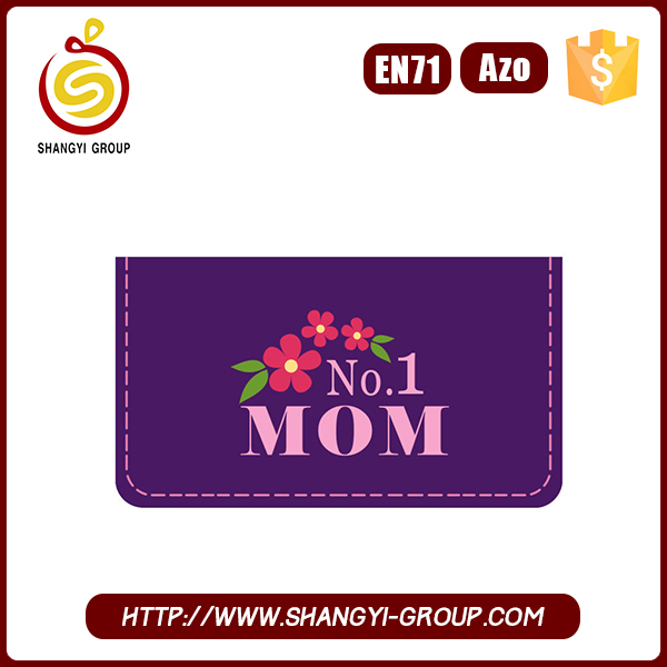 Chinese Latest Design Women Wallet for Mother's Day Gift