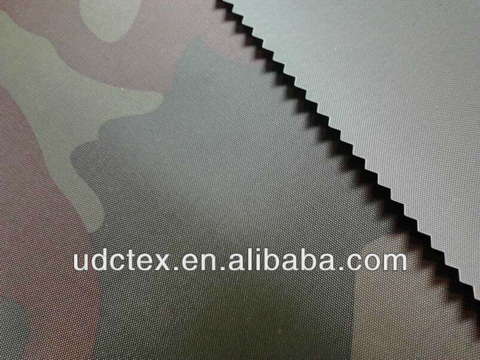 Nylon Oxford Fabric with oil resistance