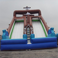 pirate inflatable slide/cool inflatable slide for sale