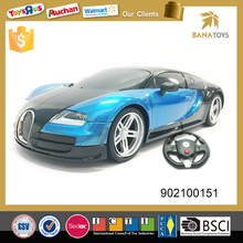 4 channel rc car toys model driving simulator
