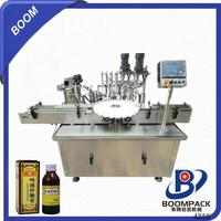 HT-2-30ml e-cig oil bottle filling capping machine. e cig liquid filling machine