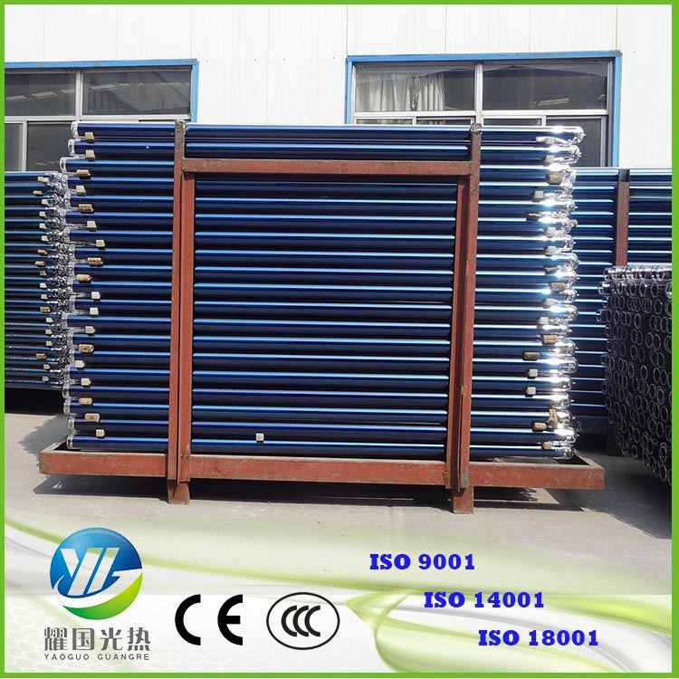 Good Absorbtion Superconducting Solar Tube Heat Pipe Vacuum Tubes