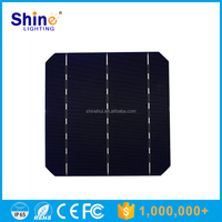 156*156mm B Grade mono/poly crystalline solar cell for solar panel