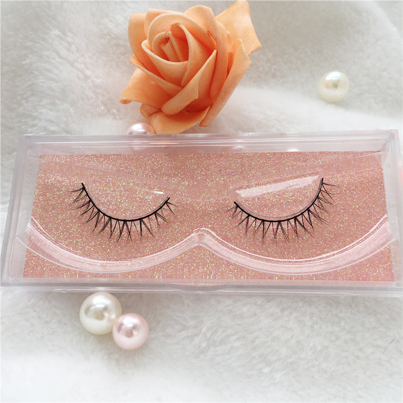 100% Real Mink Handmade Bottom Lashes