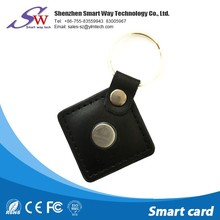 programmer and rewritable ibutton TM card leather key tm1990 rw1990