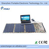 Universal 30W portable folding solar panel for laptop