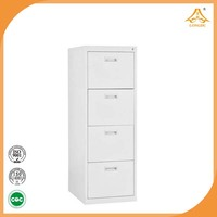 high quality and cheap metal four drawer cabinet godrej 4 drawer steel filing cabinet 2015 new product made in china