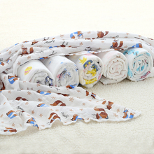 Wholesale High Quality Durable Using Various organic soft newborn cotton jersey muslin infant baby swaddle blanket