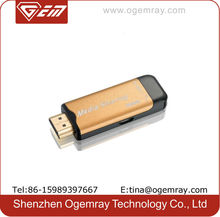 2013 wholesale android hdmi smart tv stick support 1080p freelink DLNA WLAN wireless smart card sharing