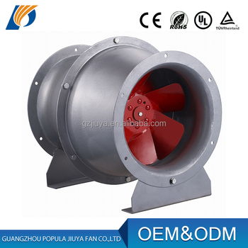 China Supplier Big Air Volume Electric Axial Flow Fans