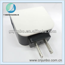 Mobile Phone Dual USB Charger Adapter