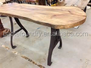 hot sale cast iron table legs for various tables