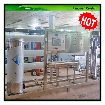 12T/H Reverse Osmosis drinking water treatment system