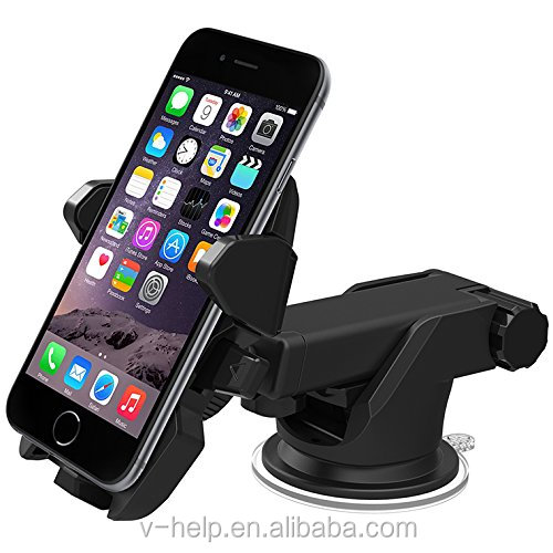 Car Mount Holder for iPhone 6s Plus 6s 5s 5c Samsung Galaxy S7 Edge S6 S5 Note 5 4