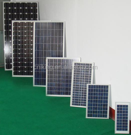 Professional manufacturer for 3-300W Solar Panel in Shenzhen