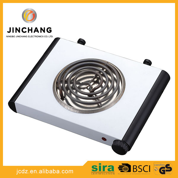 Alibaba China new product camping hotplate electric cooktop single stove