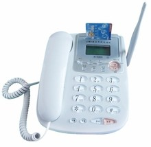 CDMA Fixed Wireless Phone with Big card