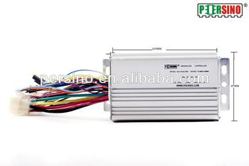 24V 36V 48V 60V 72V 800W electric brushless DC motor controller used for electric vehicles